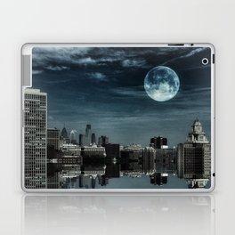 Night in the Reflection Laptop & iPad Skin