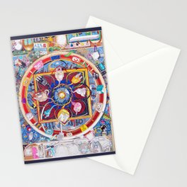 Adapter Stationery Cards