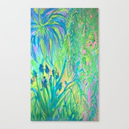 Love from Florida Canvas Print