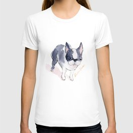 A Boston Terrier, Bobby T-shirt