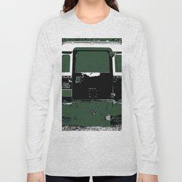 Landrover rear Long Sleeve T-shirt