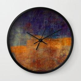 El Encuentro de las Aguas Wall Clock
