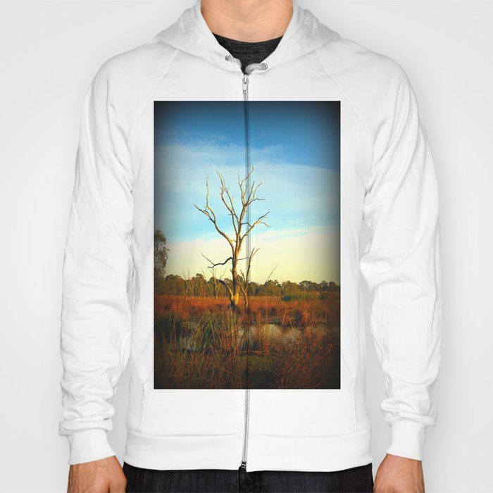 Cockatoo Tree Hoody