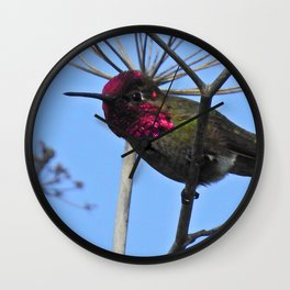 Sparkler Wall Clock