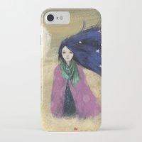 fairytale iPhone & iPod Cases featuring Fairytale by Huseyin Sonmezay