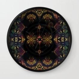 Singularity Wall Clock