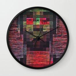 Self Portrait Ver. 1 Wall Clock