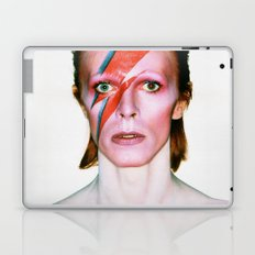 David Bowie Portrait Laptop & iPad Skin