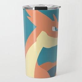 Mega Charizard Y Travel Mug