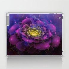 A Beautiful Fractal Flower 3 Laptop & iPad Skin