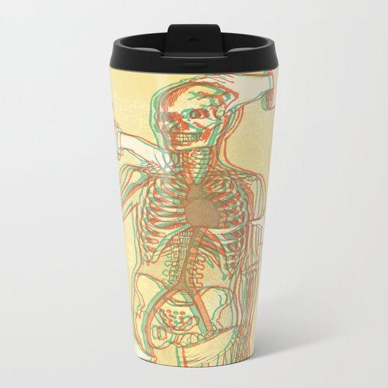 Mare Vitalis Metal Travel Mug