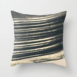 Vintage Vinyl Records 1 Throw Pillow