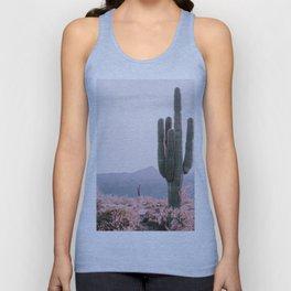 Arizona Cactus 3 Unisex Tank Top