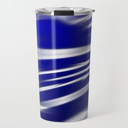 Ocean Flag Of Love and Peace Travel Mug