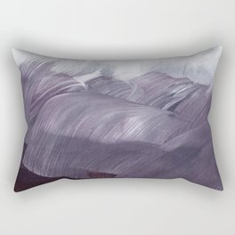 brushstrokes 15 Rectangular Pillow