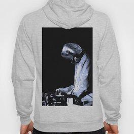 DJ Sloth Hoody