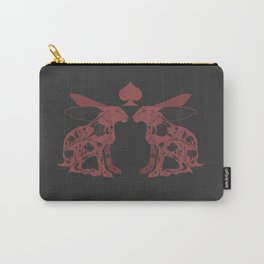 Hares spade Carry-All Pouch