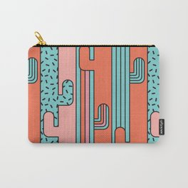EL CACTO (PRINT) Carry-All Pouch