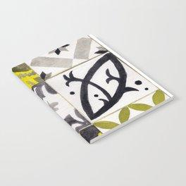 JD_tiled floor1–gouache Notebook