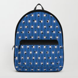 Moths on Fairy Lights Backpack