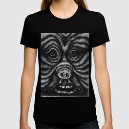 Pig Human T-shirt