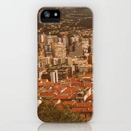 Monaco iPhone Case
