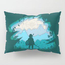 Breath of Warrior Pillow Sham