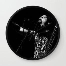 Machine Head Wall Clock