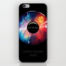 SPACE ALBUM 3066 Out of this World iPhone & iPod Skin