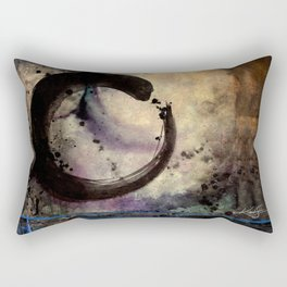 Being Within No. 4 by Kathy Morton Stanion Rectangular Pillow