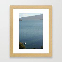 The Gentle Harbour Framed Art Print