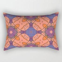 mascara Rectangular Pillow