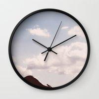 dinosaur Wall Clocks featuring Dinosaur by Abramskama