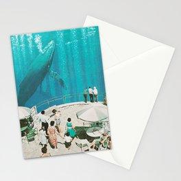 BLUE BEYOND Stationery Cards