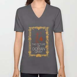 BOOKS COLLECTION: Dorian Gray Unisex V-Neck