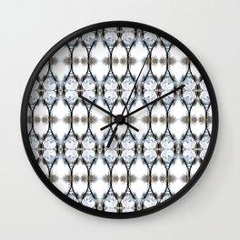 Chain Repeat Wall Clock