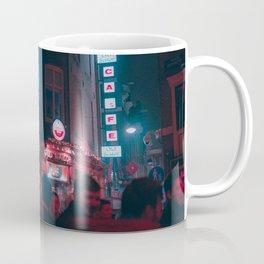 Old Sailor Amsterdam / Bladerunner Vibes Coffee Mug