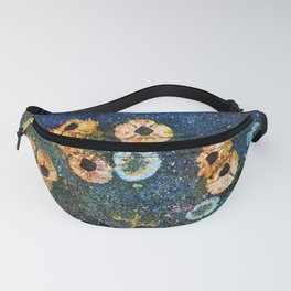 Abstract beautiful barnacles Fanny Pack