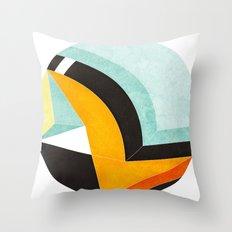Right Light Throw Pillow