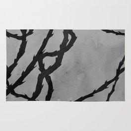 Thorns (Grey) Rug