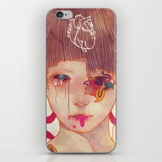 Who Are The Living Who Are The Dead iPhone & iPod Skin
