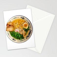 Pork Ramen Noodles Stationery Cards