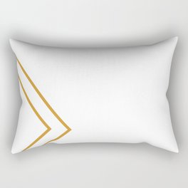 Minimalist Luxury Rectangular Pillow