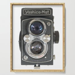 Yashica-Mat twin lens reflex Serving Tray