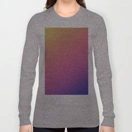 Fade pattern Long Sleeve T-shirt