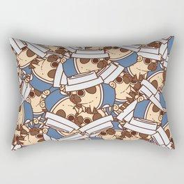 Puglie Coffee Rectangular Pillow