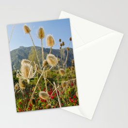 Meadow of Sicilian Spring Stationery Cards