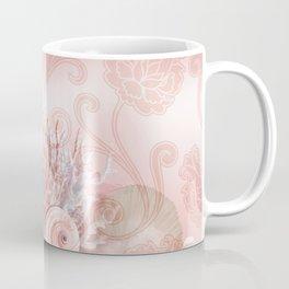 SEASHELL DREAMS   pink Coffee Mug