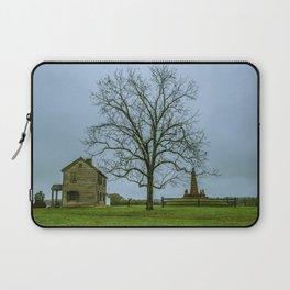 Henry House and Bull Run Monument Manassas National Battlefield Park Virginia Laptop Sleeve