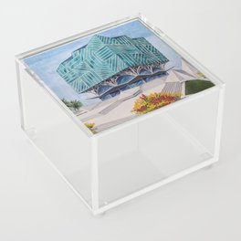 The Grand African Library Acrylic Box
